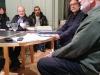 Josef Felix Müller und Michael Guggenheimer im Gespräch
