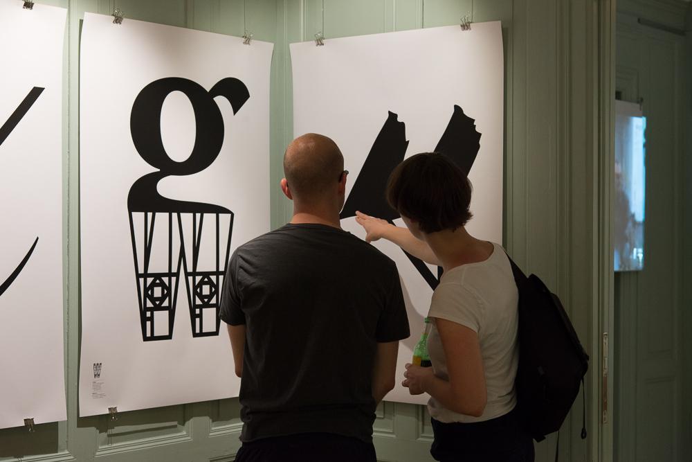 Typografische Interferenzen   Kassette