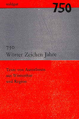 Cover waldgut 750 wörter zeichen jahre